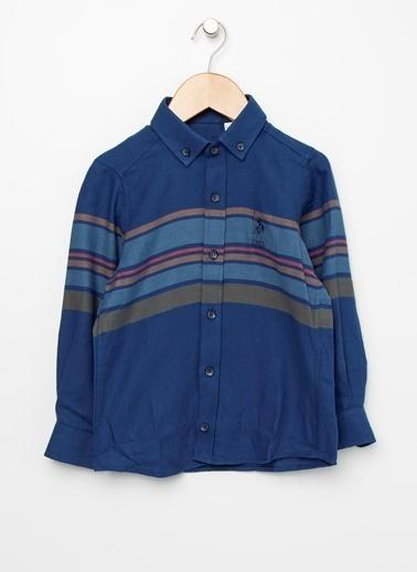 U.S. Polo Assn. U.S. Polo Assn. Lacivert  Gömlek Lacivert